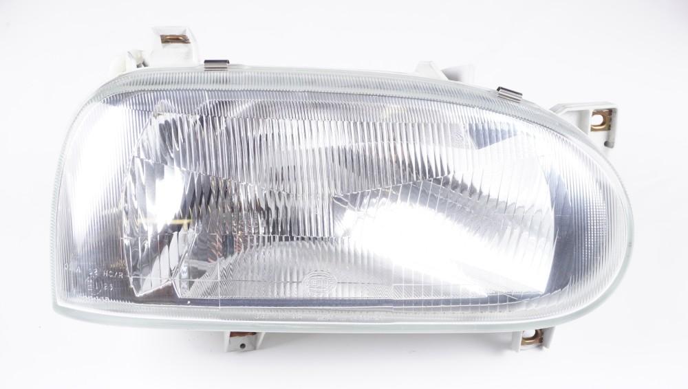 1H6 941 018 AN Hella Halogenscheinwerfer rechts für VW Golf und Vento