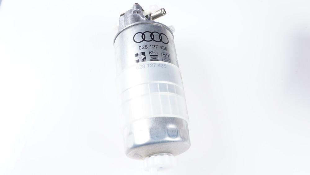 028 127 435 Krafstofffilter für Audi 80/90/A6