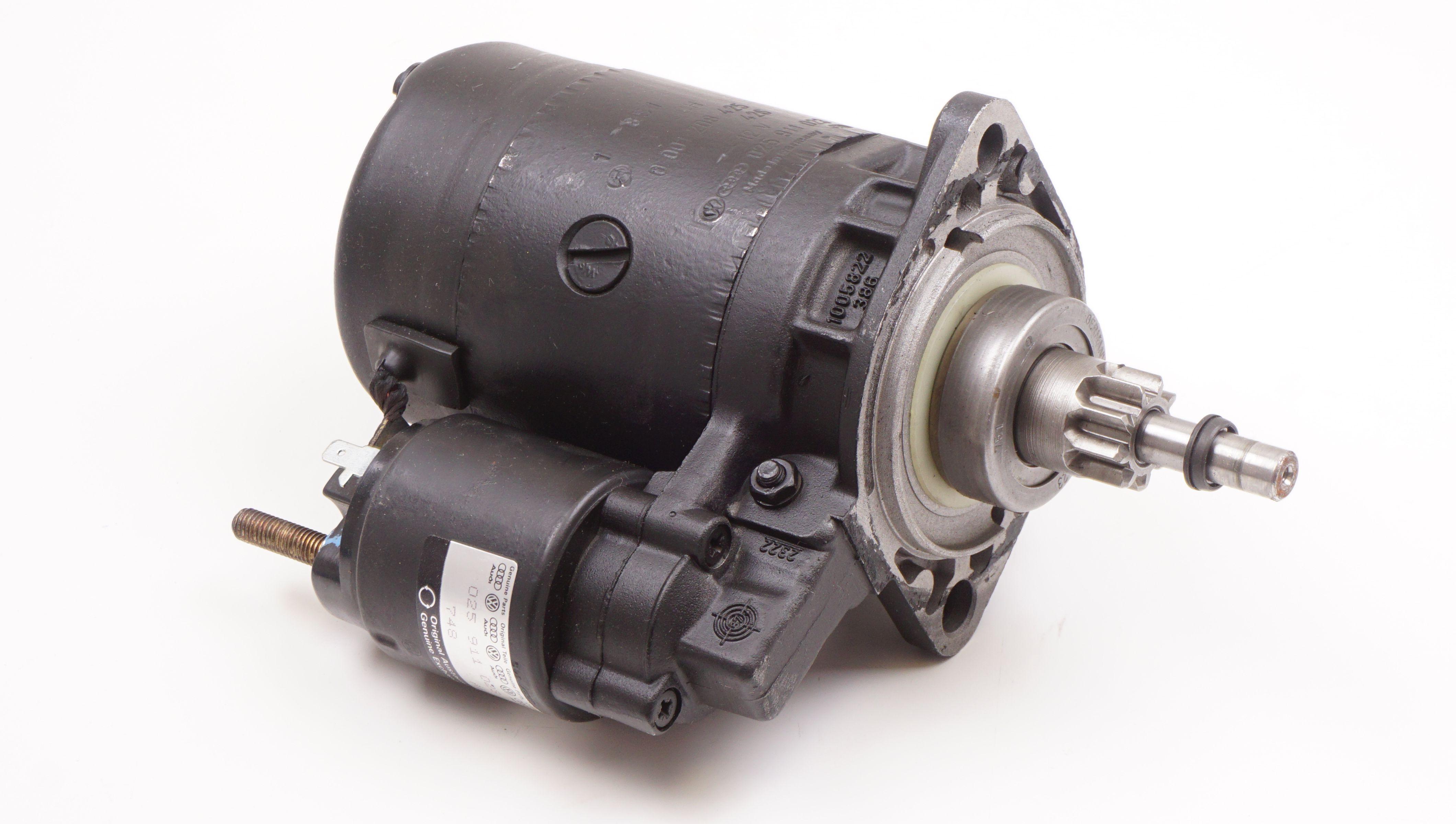 025 911 023 AX Anlasser (Austausch) für VW T2