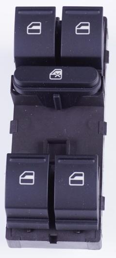 1P0 959 857  REH Schalter für elektrischen Fensterheber (Fahrerseite)