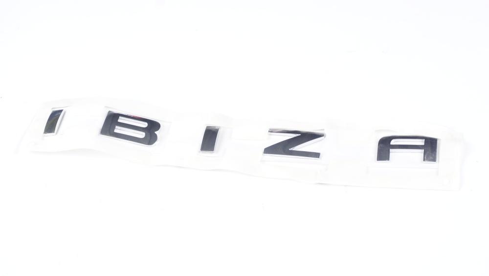 """6L6 853 687  739 Schriftzug """"IBIZA"""" (selbstklebend)"""