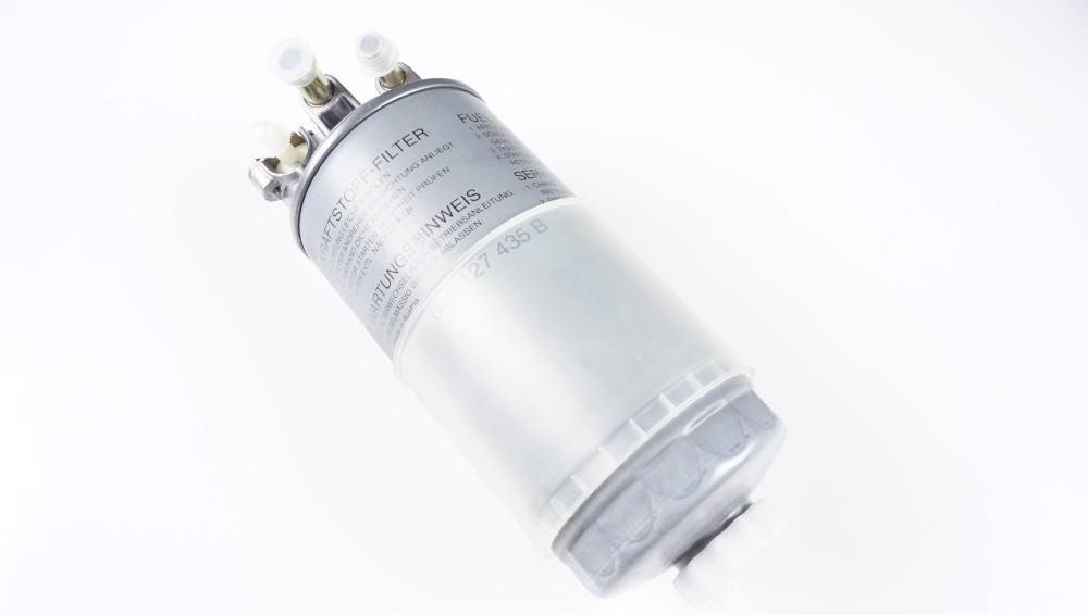 028 127 401 A Kraftstofffilter mit Flansch