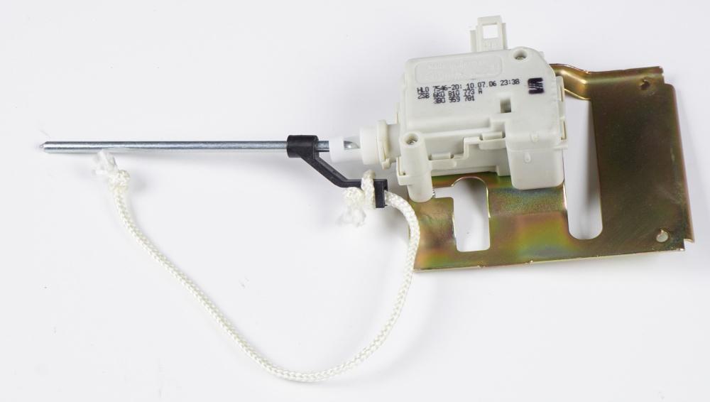 107 201 551 FG Verschlussdeckel mit Halteband (abschliessbar)