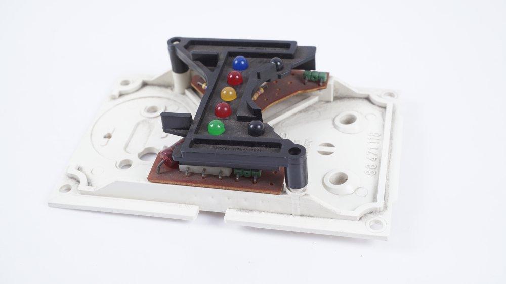 161 919 061 D Grundplatte mit Leuchtdioden für VW Golf/Jetta/Passat